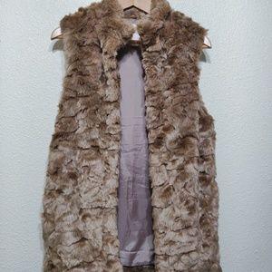 🔥Sale! Forever 21 | faux fur vest